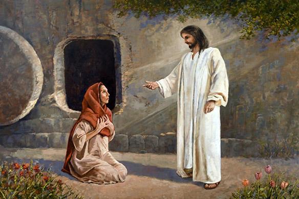 ΚΑΙ ΜΙΑ - KAI ΔYO ΚΑΙ ΤΡΕΙΣ ΓΥΝΑΙΚΕΣ  ΣΤΟΝ ΤΑΦΟ ΤΟΥ ΙΗΣΟΥ, ΟΜΟΙΩΣ ΚΑΙ ΑΝΔΡΕΣ