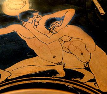 Ρωμαϊκά όργια σεξ