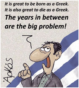 GREECE THROUGH THE AGES