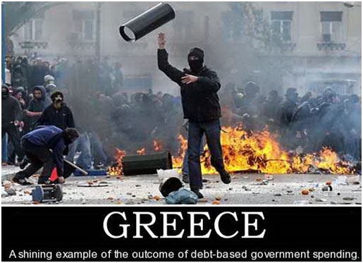 A MODERN GREEK DRAMA